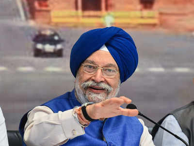 CM Arvind Kejriwal needs to take responsibility for pollution: Hardeep Singh Puri