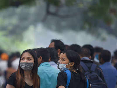 The intangible costs that Delhi's dirty air carries for a slowing economy