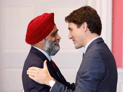 4 Indian-origin lawmakers inducted into Justin Trudeau's new Cabinet