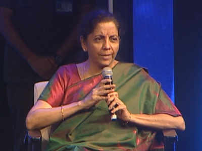 Expect better Q3 GDP numbers: FM Sitharaman at ET Awards 2019