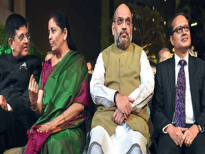 ET Awards: Modi government always ready to help industry, says Home Minister Amit Shah