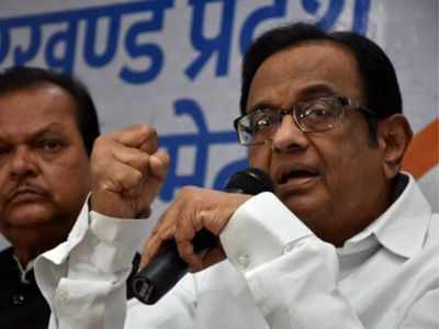 "Chidambaram dubs Centre ""retrograde,"" alleges freedom denied to Kashmir people"