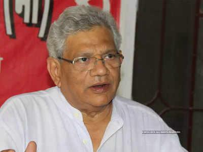 CPI(M) to move amendments on CAB seeking deletion of religion clause: Yechury