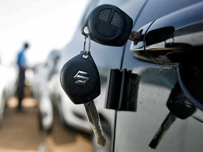 Auto sales fall in November after festive spike