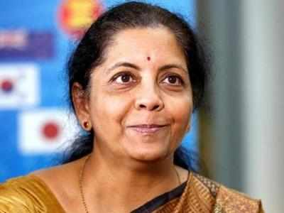 FM Nirmala Sitharaman says centre committed to paying GST compensation; does not give timeline
