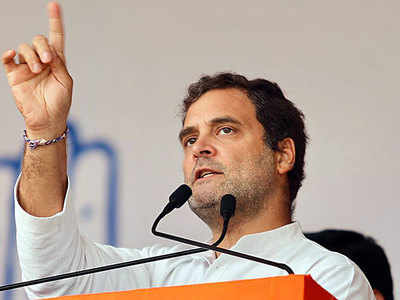 From 'Make in India' to 'Rape in India': Rahul Gandhi attacks Modi govt over crimes against women