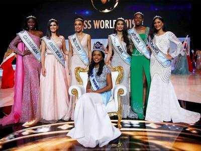 Toni-Ann Singh of Jamaica crowned Miss World; Suman Rao second runner-up