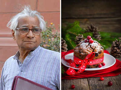 'Tis the season: Remembering George Fernandes's 2001 cake tradition to jawans as a Christmas present