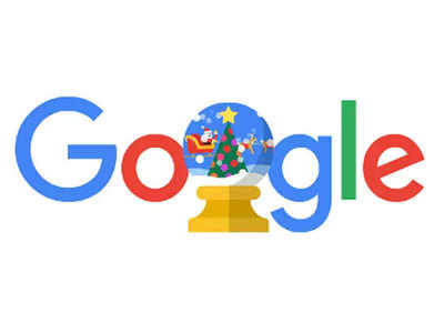 Happy Holidays 2019: Google Doodle Gets Into The Festive Spirit On Christmas