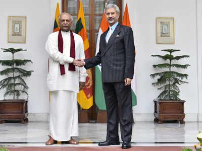 Jaishankar, Sri Lankan foreign minister hold talks; discuss sensitive fishermen issue