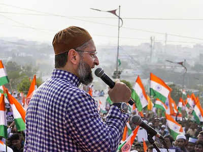 Asaduddin Owaisi attacks Mohan Bhagwat over reported remarks on two- child policy