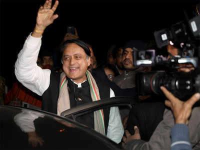 PM Modi, Amit Shah can defuse anti-CAA protests, but won't: Shashi Tharoor