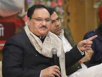 BJP begins exercise for electing president, Nadda set for top post