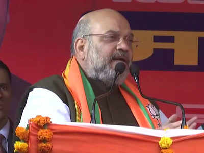 Delhi Assembly polls: Slums will be replaced by houses at same place, promises Amit Shah