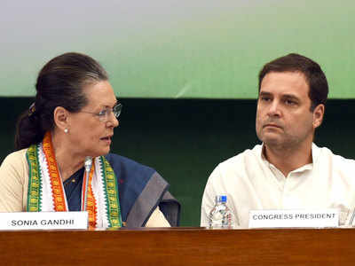 Sonia Gandhi asks Congress to 'aggressively' raise CAA, NRC in Budget Session