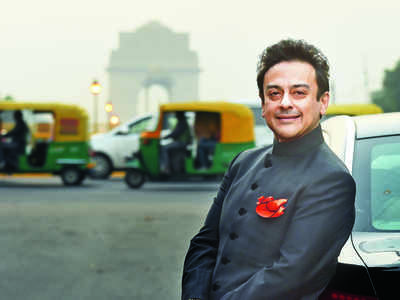 Padma row: Adnan Sami slams Opposition for attacking his merit, asks them to refrain from commenting on his relationship with father