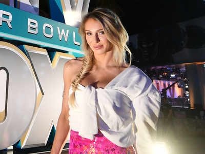 Thrown over by Cupid: WWE Champion Charlotte Flair found love when she least expected it