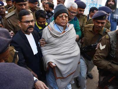 Supreme Court notice to Lalu Prasad Yadav on plea challenging bail