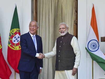 India, Portugal ink seven pacts after Modi-Sousa talks