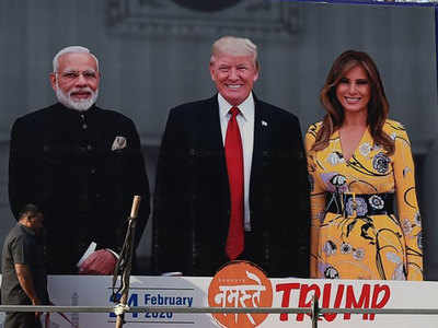 Not just bilateral, regional & global issues also on Modi-Trump platter