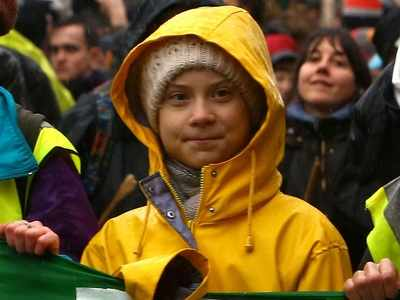 By ignoring climate emergency, world leaders are forcing children to act: Greta Thunberg