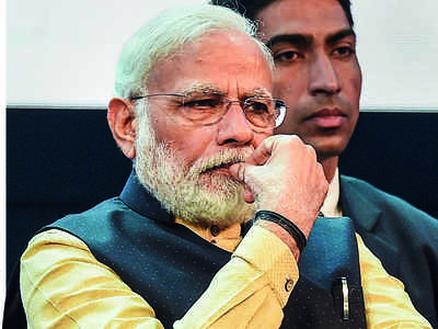 Terror as policy tool ruining a nation while Bangladesh soars: PM Narendra Modi