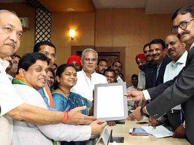Congress's K T S Tulsi, Phulo Devi Netam elected unopposed to Rajya Sabha from Chhattisgarh