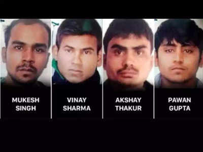 4 gang rape convicts in Nirbhaya case hanged to death in Tihar Jail