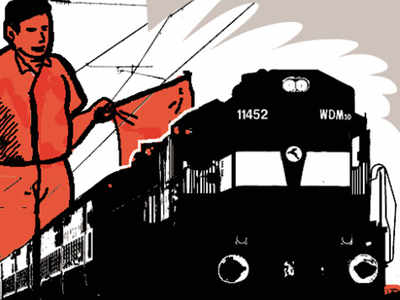 Indian Railways comes to a screeching halt; passenger operations discontinued till March 31st