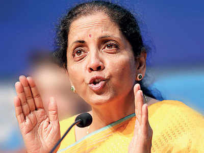 Govt to give extra 5 kg grains, 1 kg pulses for free under PDS for next 3 months: FM Nirmala Sitharaman