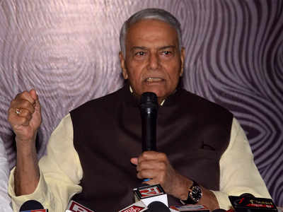 COVID-19: Indian's economic growth likely to decline by 200 bps in FY21, says Yashwant Sinha