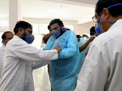 Amid spike in coronavirus cases, India boosts capacity for tougher challenges ahead
