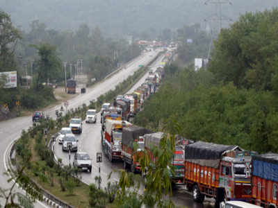 JK highway closed for 5th day as MHAI intensifies clearance operations