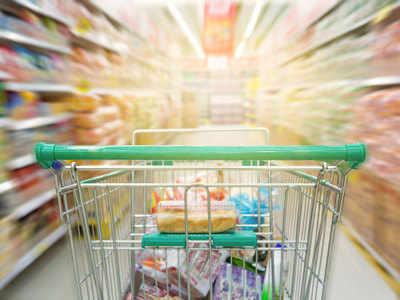 Share market update: FMCG shares trade lower; HUL slips 5%