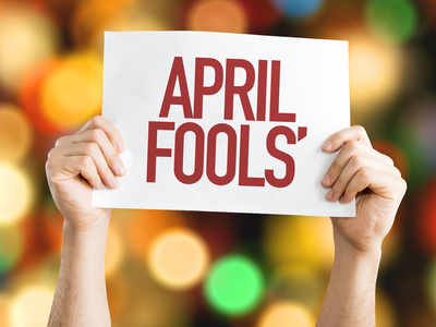 april fool: Latest News & Videos, Photos about april fool | The Economic  Times