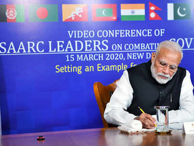 Pakistan skips SAARC trade meeting on Covid-19