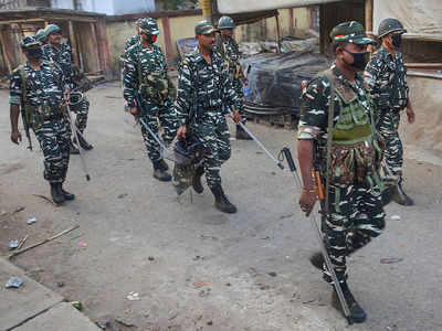 CRPF ready to fight 'invisible, invasive' COVID-19: DG on valour day
