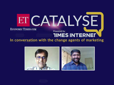 ET Catalyse Virtual 02: Under the Covid cloud, how to market B2B solutions