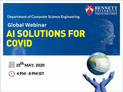 Bennett University to organize global webinar on AI solutions for Covid on May 25