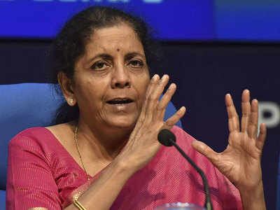 Economic package includes all companies for bank loan facility despite size and sector: Nirmala Sitharaman