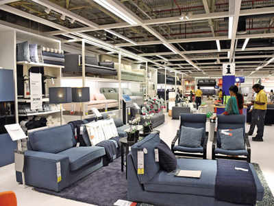 Click & Collect: Ikea resumes online sales in Hyderabad