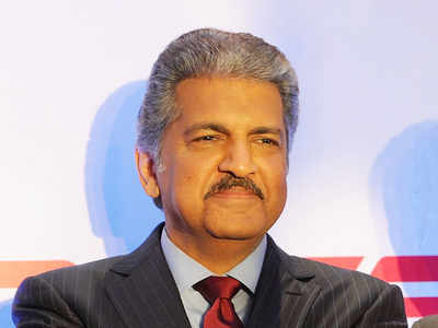 Anand Mahindra shares pictures of future air travel, says it resembles the set of a sci-fi movie