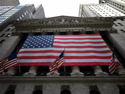 US stocks end mostly up despite bad data, China tensions