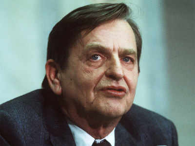 Sweden says 34-year mystery of Olof Palme assassination is solved