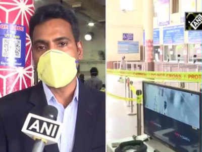 Hyderabad: COVID-19 survivor develops AI-based screening system, scans 30 people per second