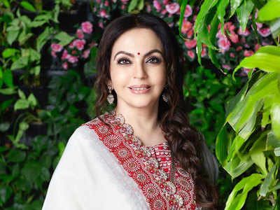 Nita Ambani only Indian among top global philanthropists of 2020, features alongside Oprah, Tim Cook