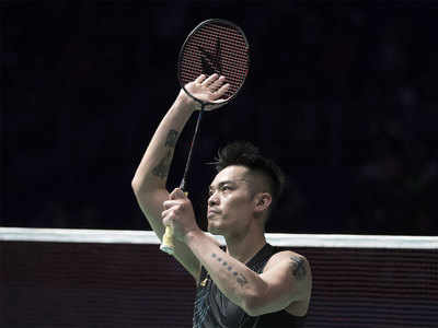 Two-time Olympic champion Lin Dan retires from international badminton