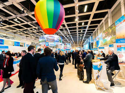 Trade shows play a vital role in expanding our exports. What do you do when you can't go to one?