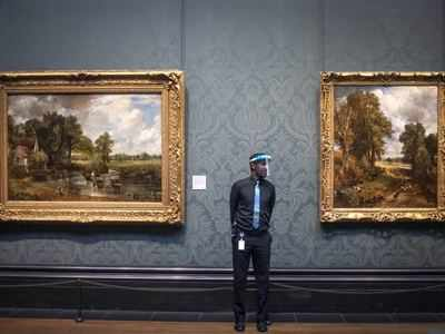 National Gallery first major London museum to reopen, will operate with reduced working hours