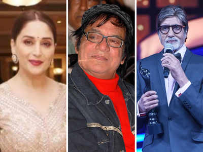 We have lost another gem, says Big B; Madhuri Dixit, Javed Akhtar pay heartfelt tribute to Jagdeep